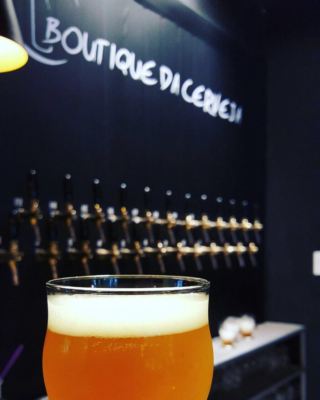 boutique da Cerveja