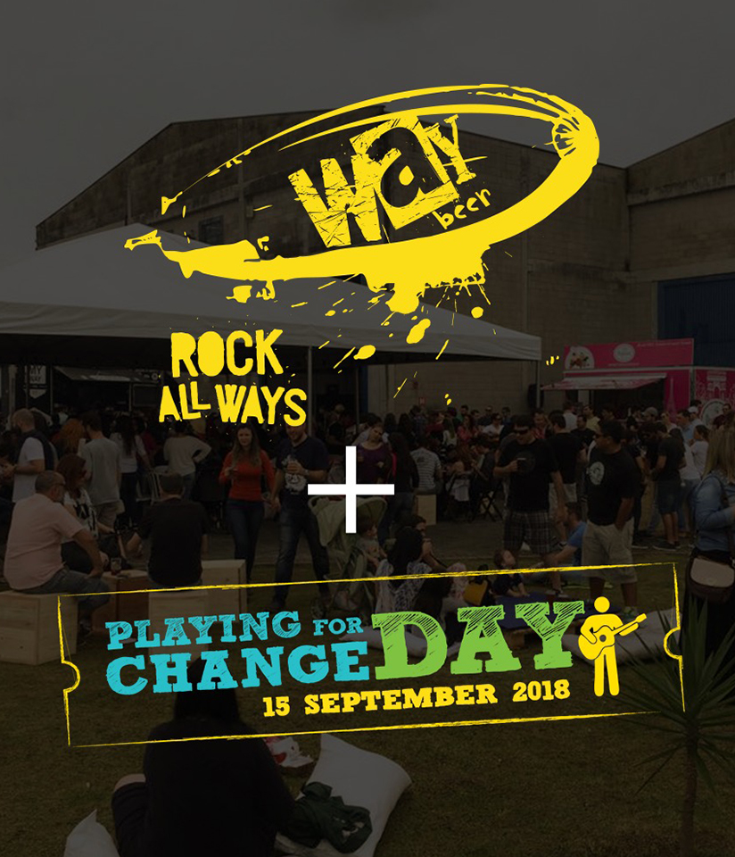 Playing for Change day